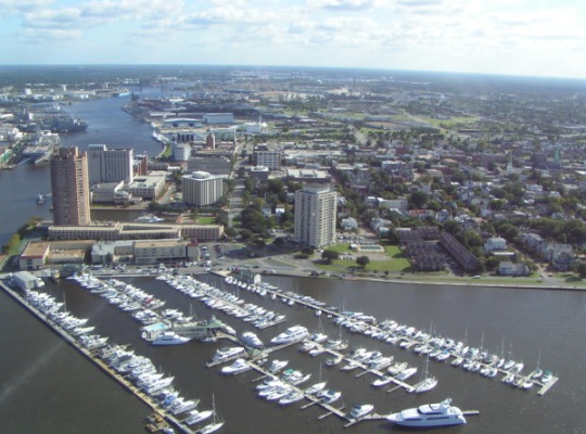 Portsmouth Waterfront